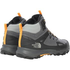 The North Face Ultra Fastpack IV FutureLight Botas Corte Medio Hombre, dark shadow grey/griffin grey